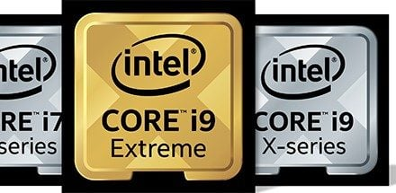 Intel Hardware Announcement
