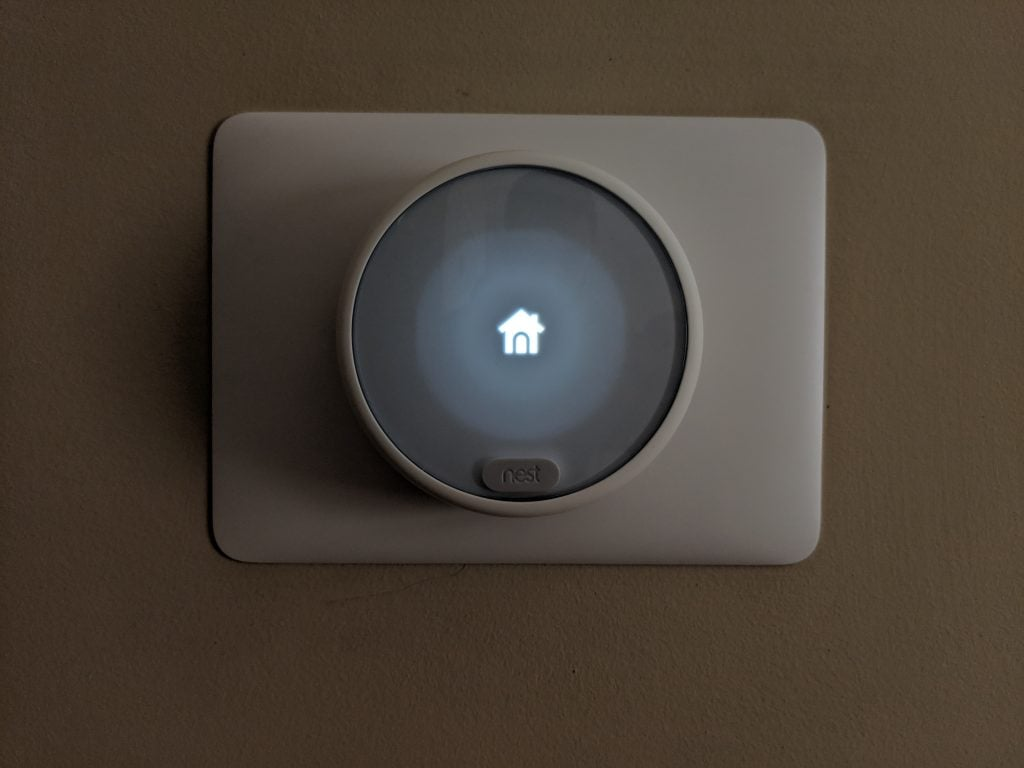 Nest Thermostat E power