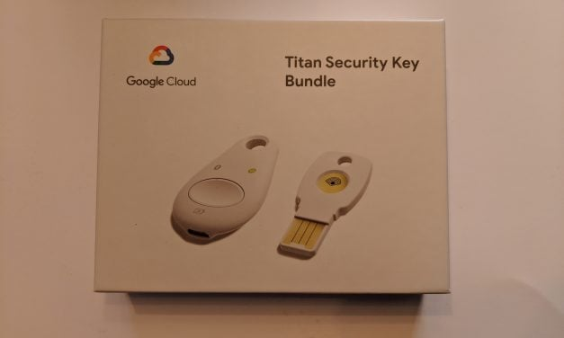 Titan Security Key Bundle by Google Cloud
