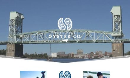Cape Fear Oyster Company site launch
