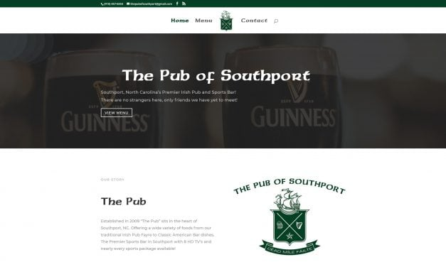 The Pub of Southport site launch