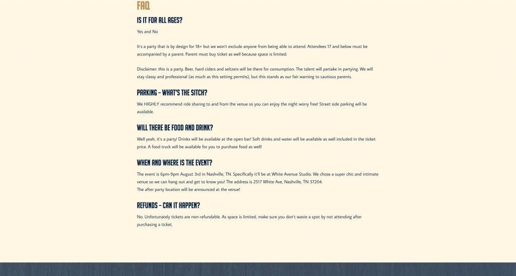 NPC FAQ